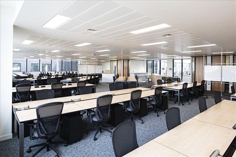 Rent Shepherds Bush Office Space on 58 Wood Lane