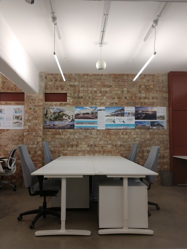 Image of Offices available in Lambeth: 5-6 Wincott Parade, Kennington Road