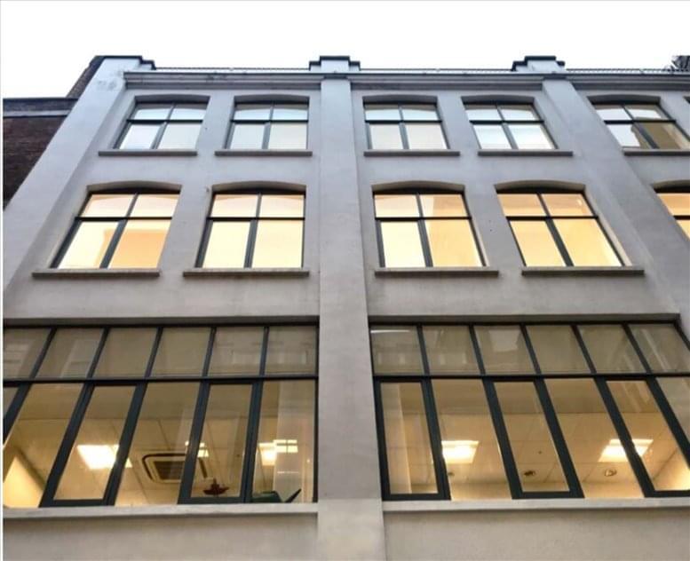 1-2 Bolt Court, London Office Space Fleet Street