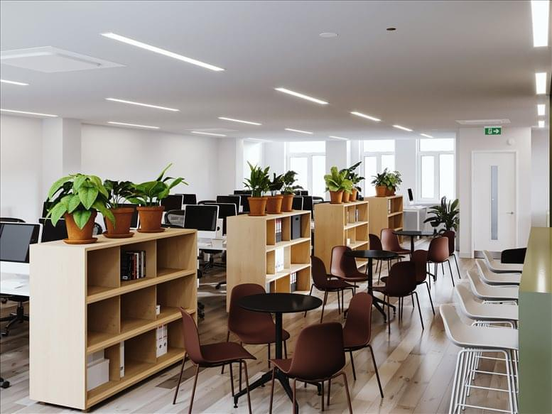 Office for Rent on 1-2 Bolt Court, London Fleet Street