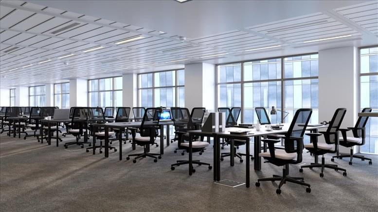 Photo of Office Space on 5 Fleet Place St Pauls