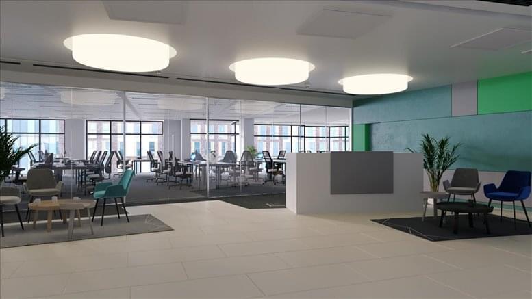 5 Fleet Place Office for Rent St Pauls