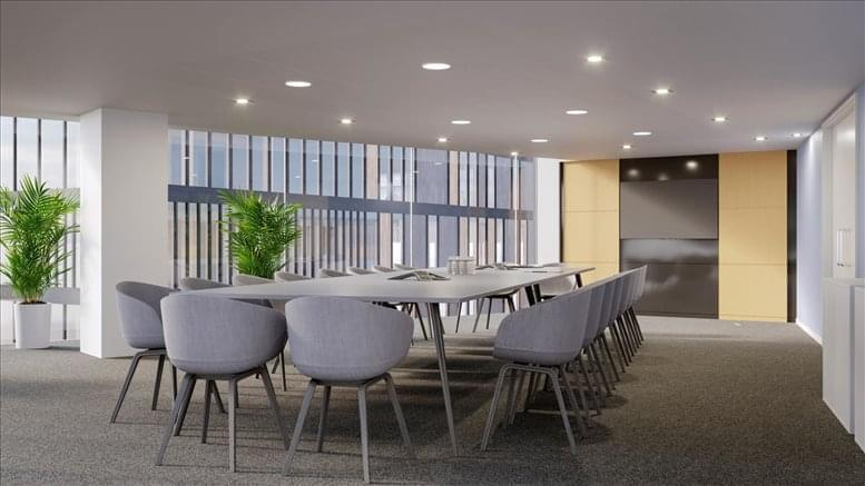 Office for Rent on 5 Fleet Place St Pauls