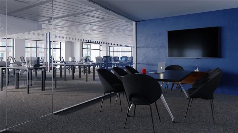 Image of Offices available in St Pauls: 5 Fleet Place