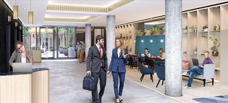 Photo of Office Space on 86 Fetter Lane, Holborn Chancery Lane