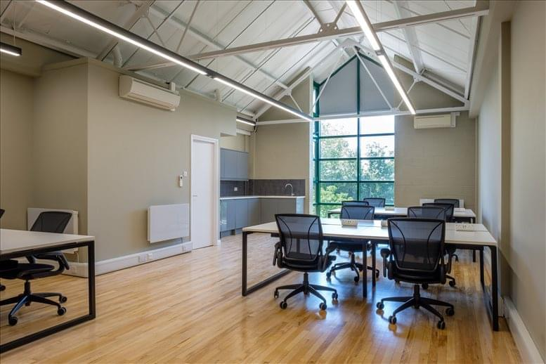 535 King's Road Office for Rent Chelsea
