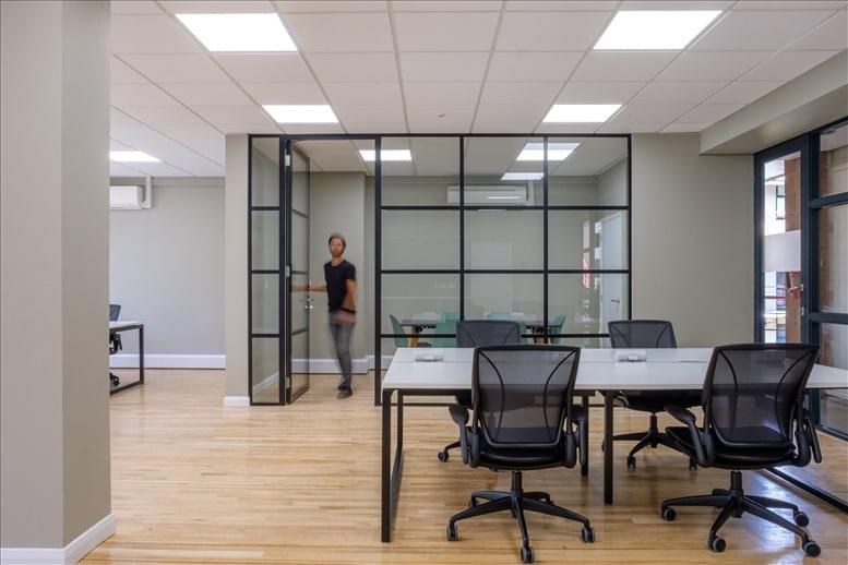 Chelsea Office Space for Rent on 535 King's Road