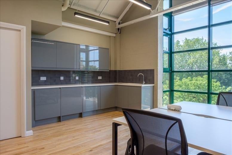 Rent Chelsea Office Space on 535 King's Road