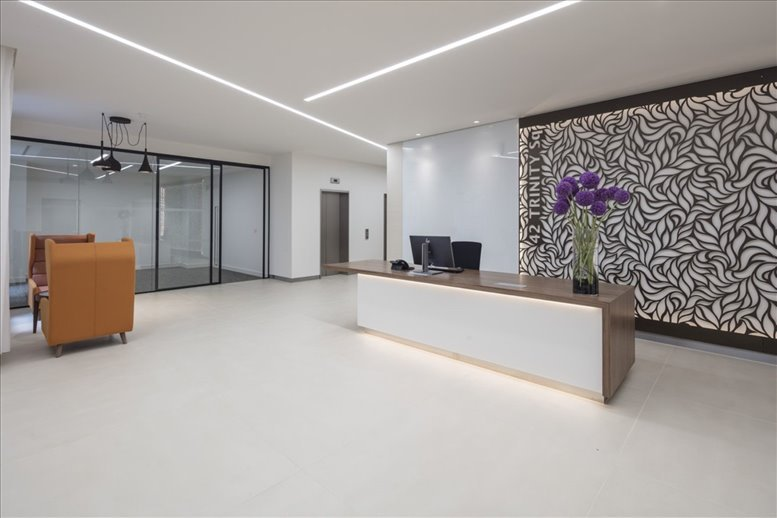 42 Trinity Square Office for Rent Fenchurch Street