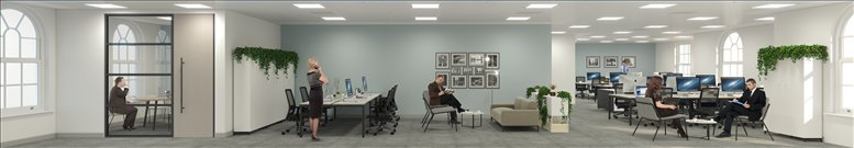 Picture of 42 Trinity Square Office Space for available in Fenchurch Street