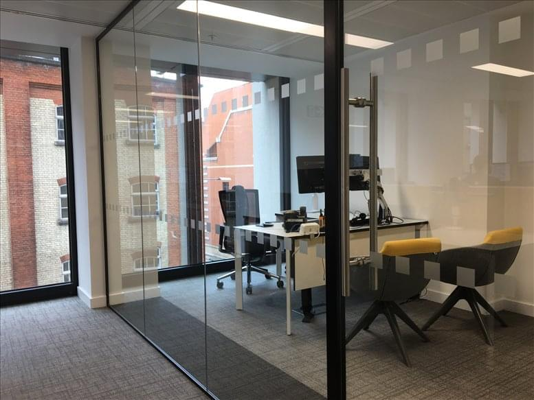 Photo of Office Space on Southbank Central, 30 Stamford Street South Bank
