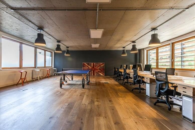 13-21 Bevenden Street Office Space Hoxton