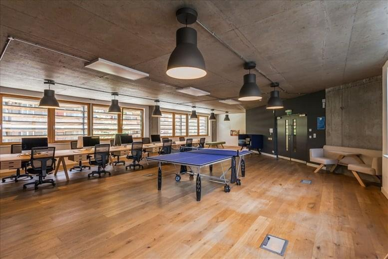 Photo of Office Space on 13-21 Bevenden Street Hoxton