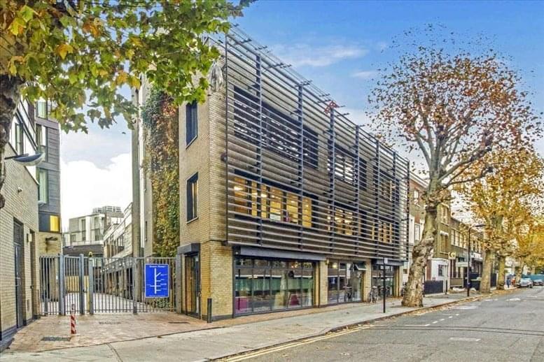 13-21 Bevenden Street Office for Rent Hoxton