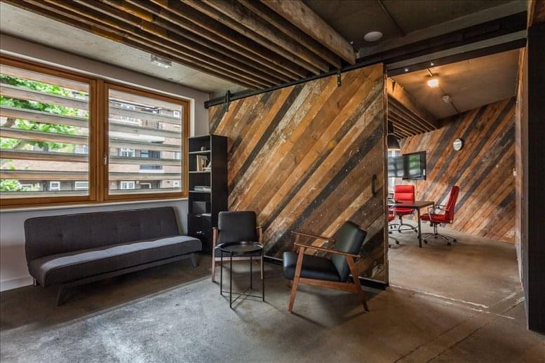 Office for Rent on 13-21 Bevenden Street Hoxton
