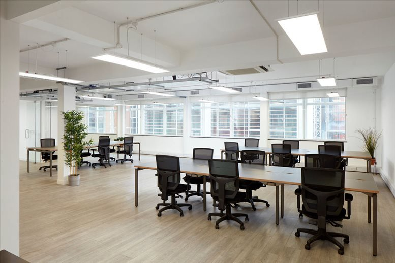 23 Curtain Road Office Space Shoreditch