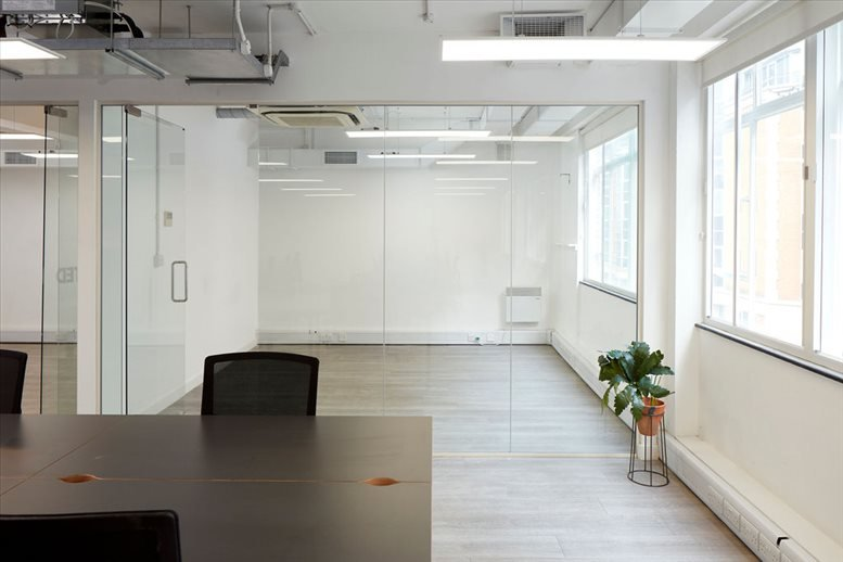 Photo of Office Space on 23 Curtain Road Shoreditch