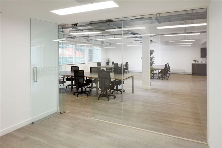 23 Curtain Road Office for Rent Shoreditch
