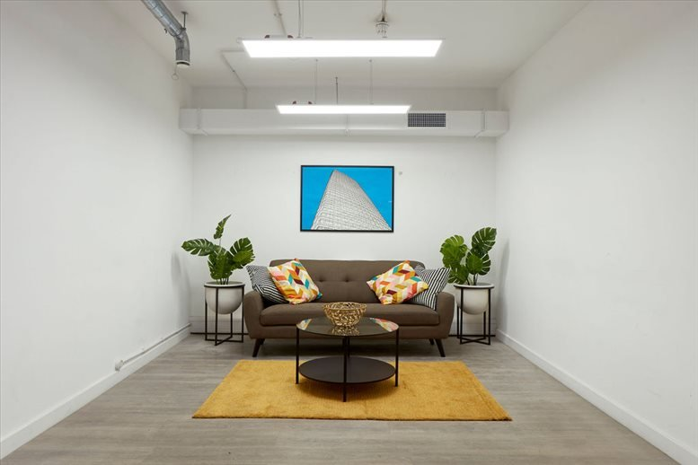Shoreditch Office Space for Rent on 23 Curtain Road