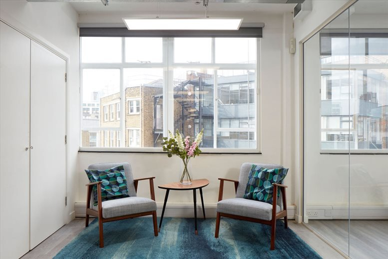 Rent Shoreditch Office Space on 23 Curtain Road