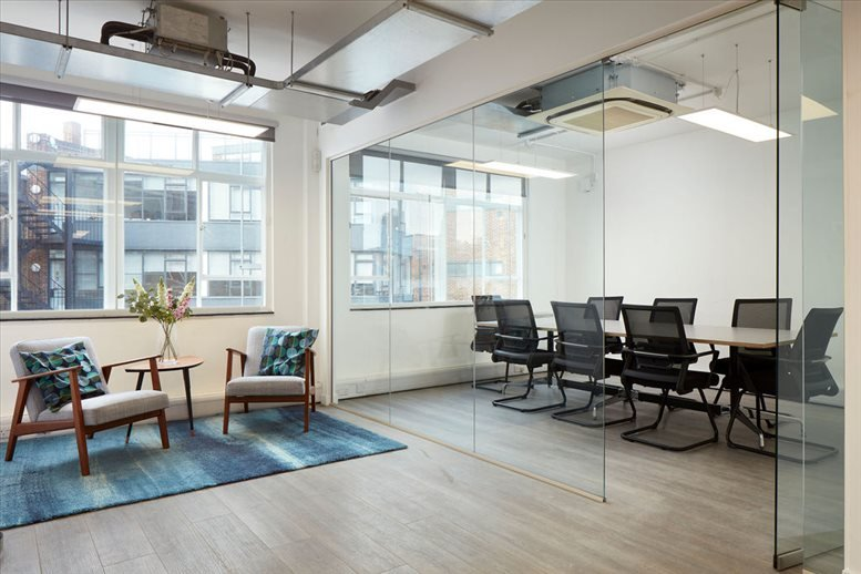Photo of Office Space available to rent on 23 Curtain Road, Shoreditch
