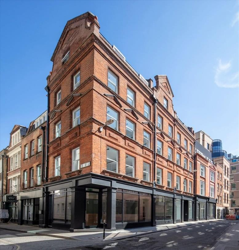 11 Cursitor Street, Holborn Office Space Chancery Lane