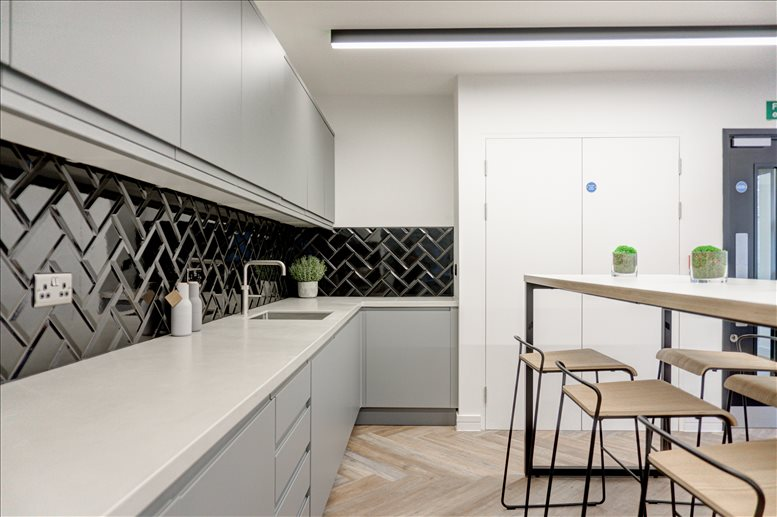 Picture of 11 Cursitor Street, Holborn Office Space for available in Chancery Lane