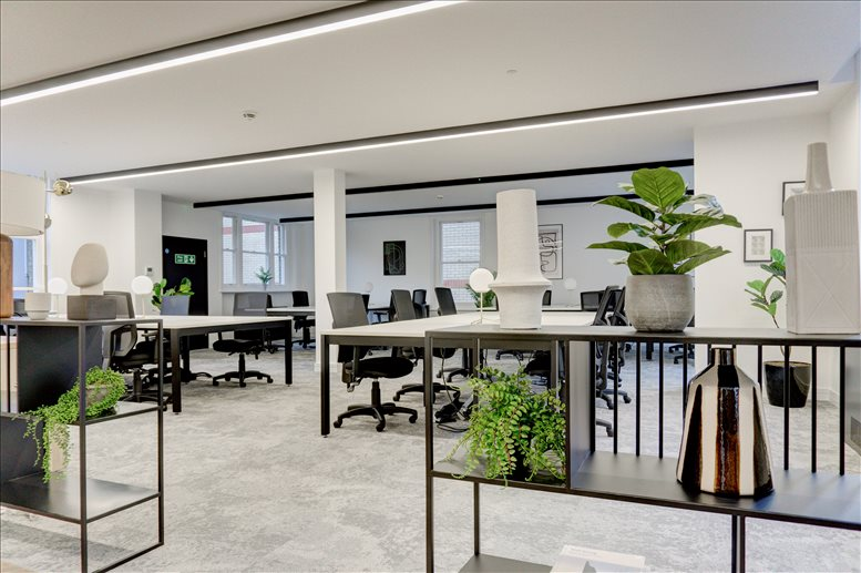 Chancery Lane Office Space for Rent on 11 Cursitor Street, Holborn