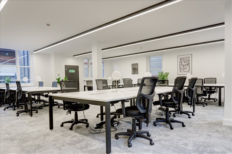 Rent Chancery Lane Office Space on 11 Cursitor Street, Holborn