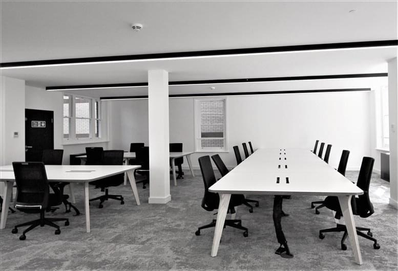 Image of Offices available in Chancery Lane: 11 Cursitor Street, Holborn