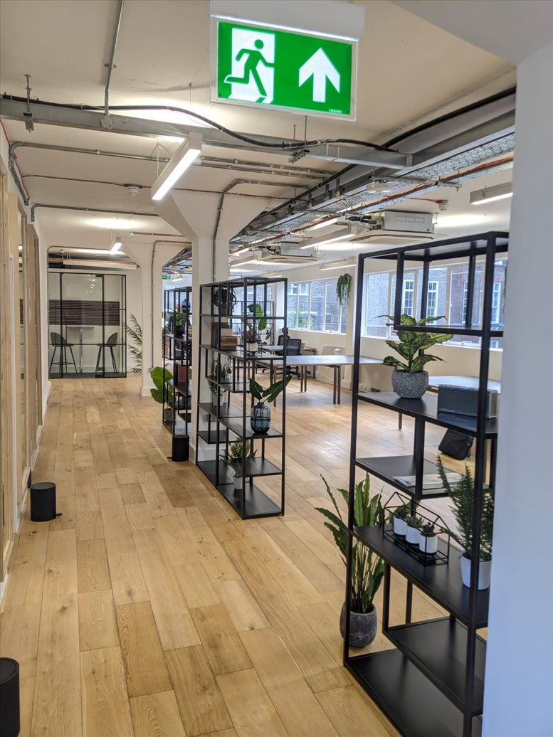 Old Street Office Space for Rent on 47 Brunswick Place, Shoreditch