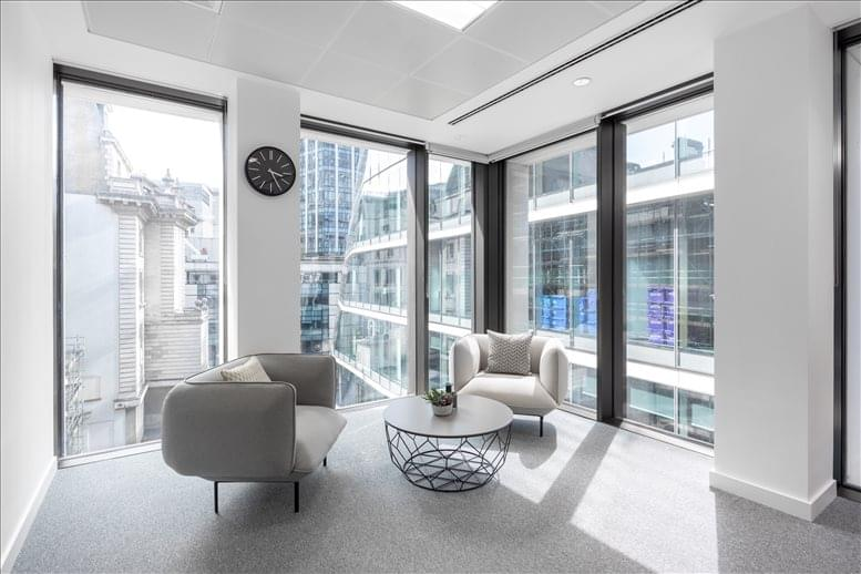 Bishopsgate Office Space for Rent on 15 St Helens Place