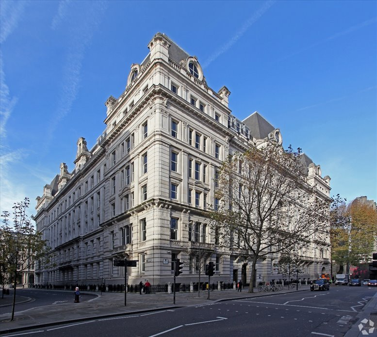 1 St Martin's Le Grand Office Space St Pauls