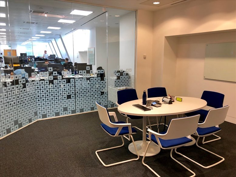 Picture of 1 St Martin's Le Grand Office Space for available in St Pauls