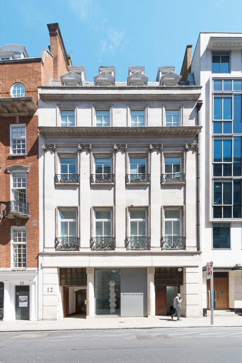 12 Berkeley Street, Mayfair Office Space Piccadilly Circus