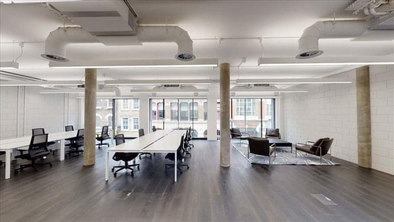Picture of 78 Cowcross Street Office Space for available in Farringdon