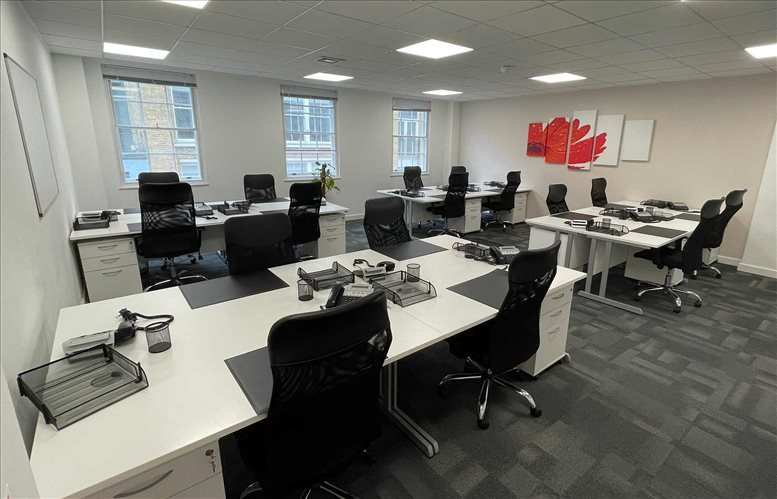 2 Bath Place, Rivington Street Office Space Shoreditch