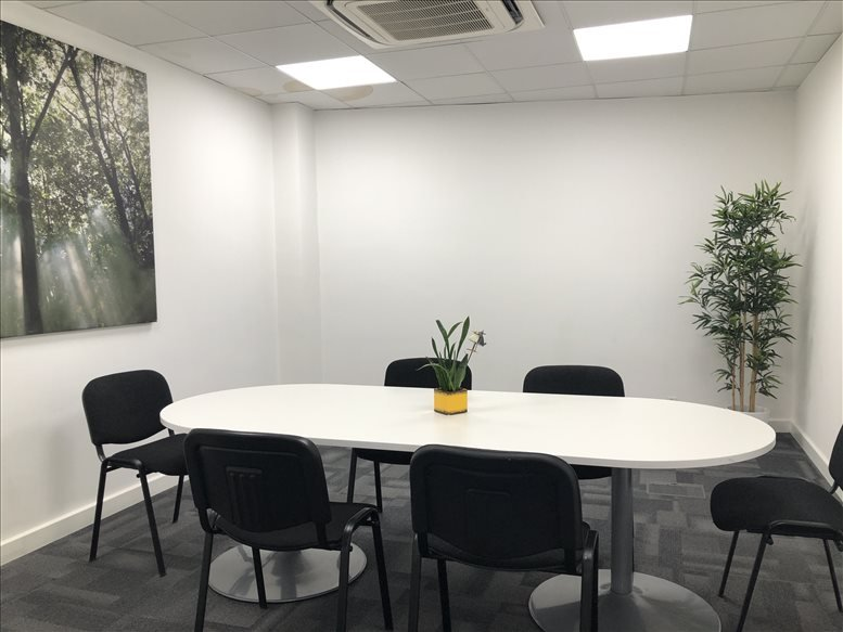 Picture of 2 Bath Place, Rivington Street Office Space for available in Shoreditch