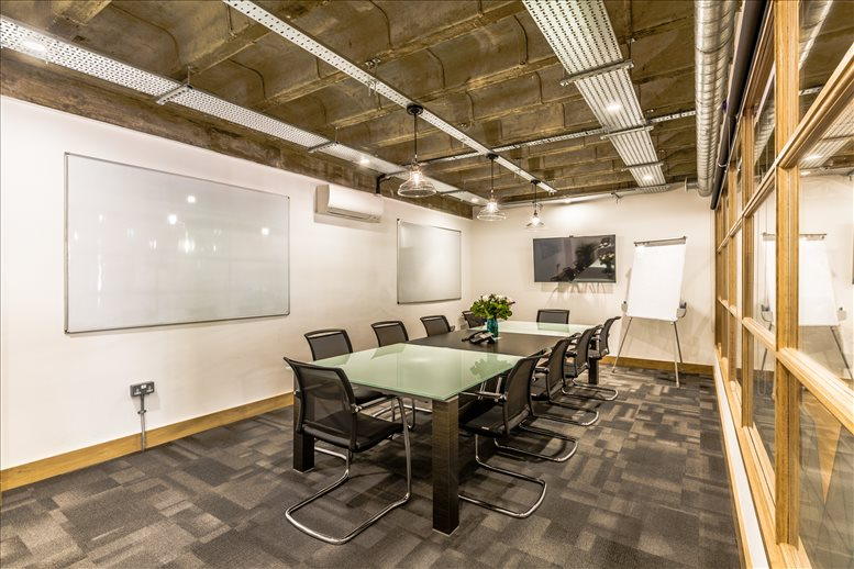 Shoreditch Office Space for Rent on 2 Bath Place, Rivington Street