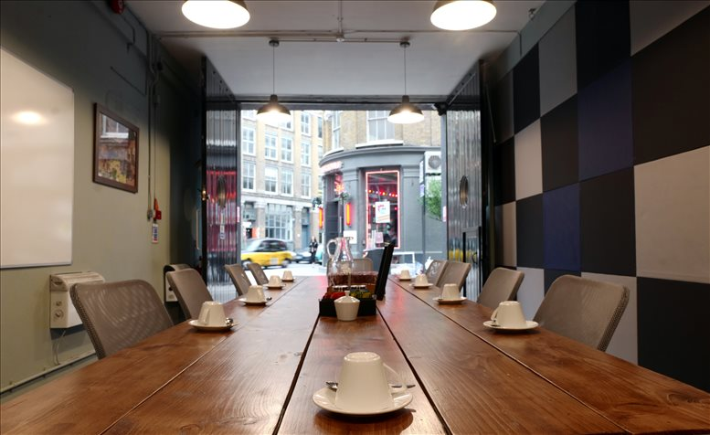 Rent Shoreditch Office Space on 2 Bath Place, Rivington Street