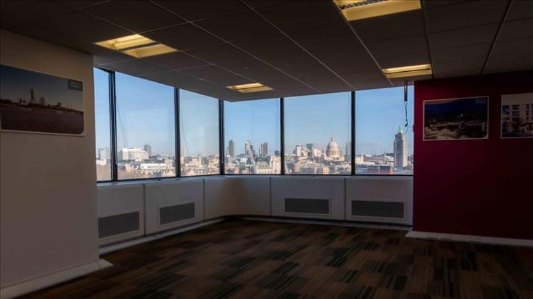 South Bank Office Space for Rent on 60-72 Upper Ground