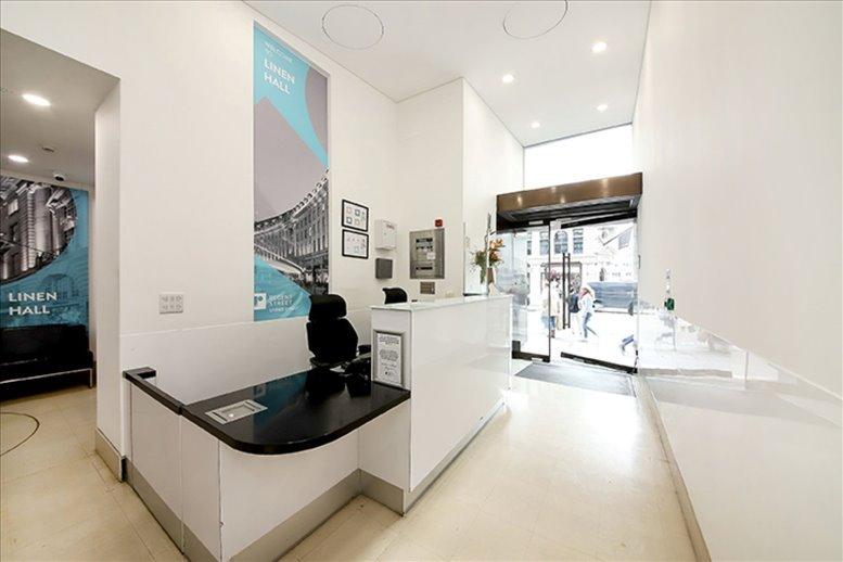 Photo of Office Space on 162-168 Regent Street Soho