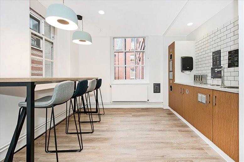 Office for Rent on 162-168 Regent Street Soho