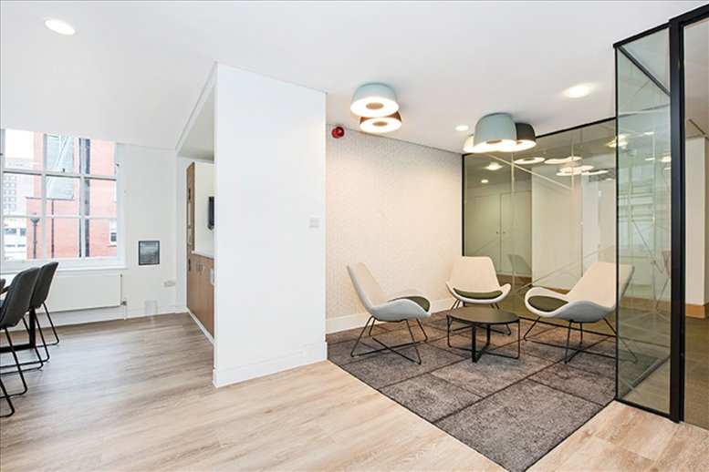 Image of Offices available in Soho: 162-168 Regent Street