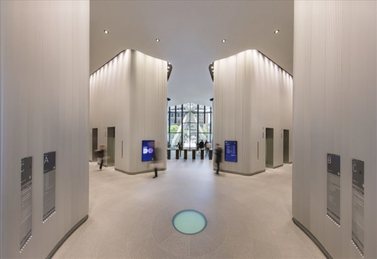 30 St Mary Axe Office for Rent Bishopsgate
