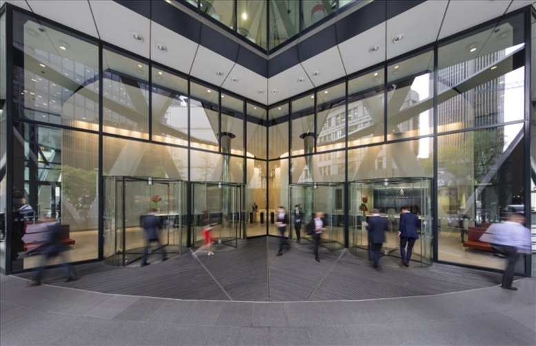 Picture of 30 St Mary Axe Office Space for available in Bishopsgate