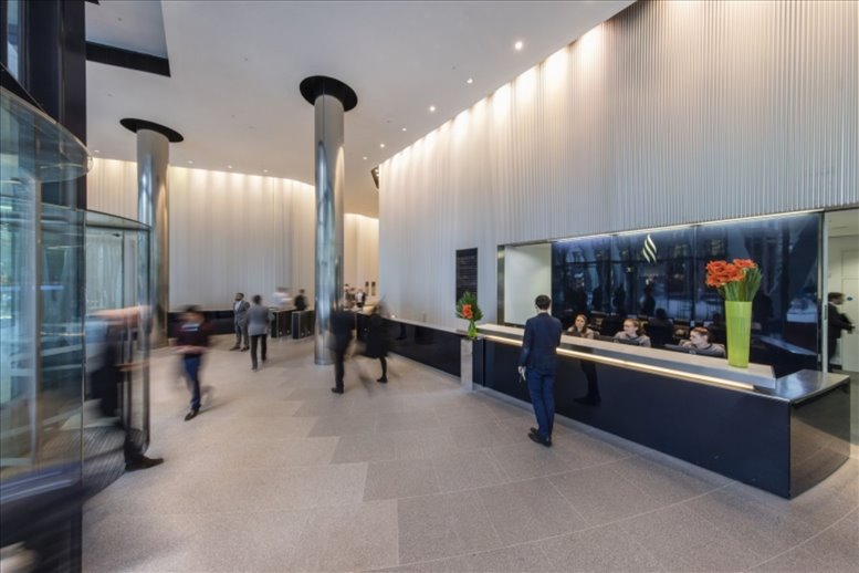 Office for Rent on 30 St Mary Axe Bishopsgate
