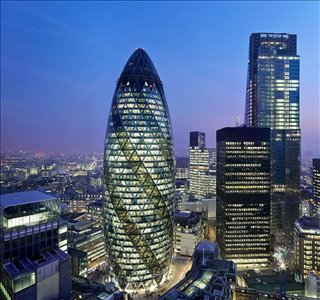 Photo of Office Space on 30 St Mary Axe - Bishopsgate