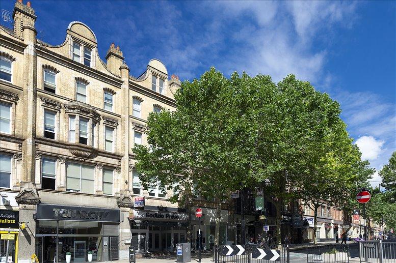 38-40 High Street Office for Rent Croydon