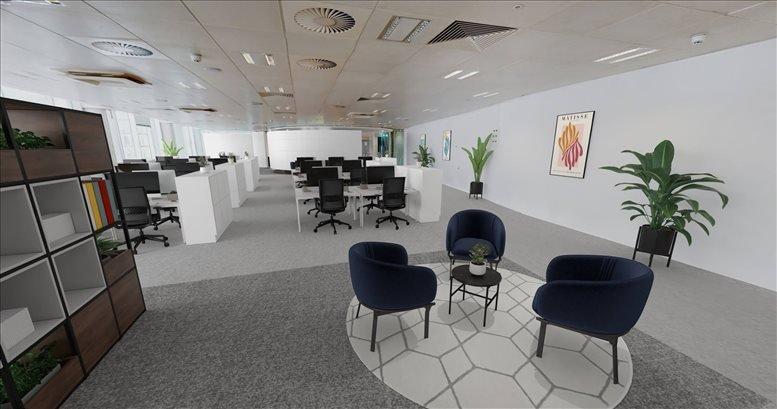 Photo of Office Space on 95 Queen Victoria Street Cannon Street